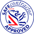 safe contractor logo redwood tree care